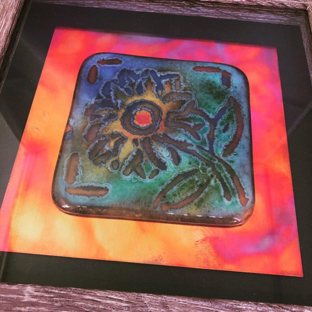 Framed art 1