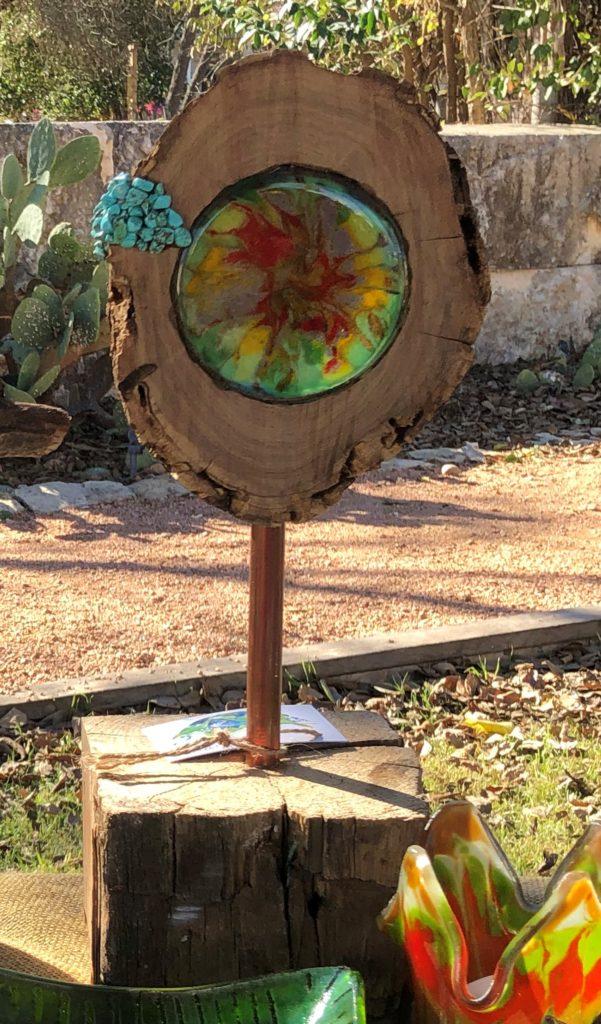 Susan Die Fire & Wood - something new